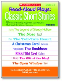 Classic Short Stories cover